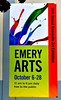 Emery Arts, 2012, Opening Night :