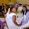 Wedding at the Emeryville Senior Center :