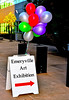 Emeryville Art, Opening Night, 2011 :