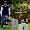 Memorial Day, 2012, SF Presidio National Cemetery :
