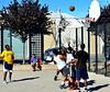 Basketball at Doyle-Hollis Park :