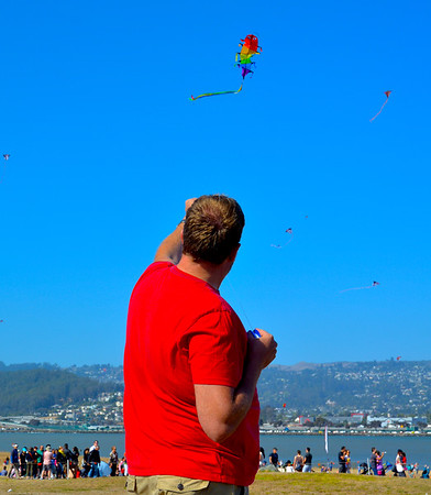 Berkeley Kite Festival, 2015