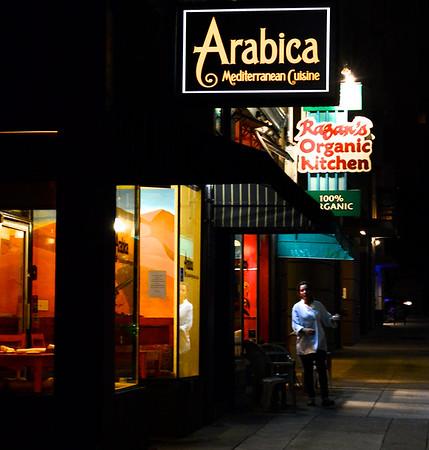 Berkeley Night Vibe