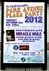 Park Avenue Plaza Party :