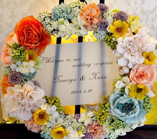 Tomo and Kana's Wedding