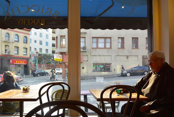 San Francisco, North Beach Candids